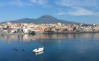 Visiting Naples, Italy