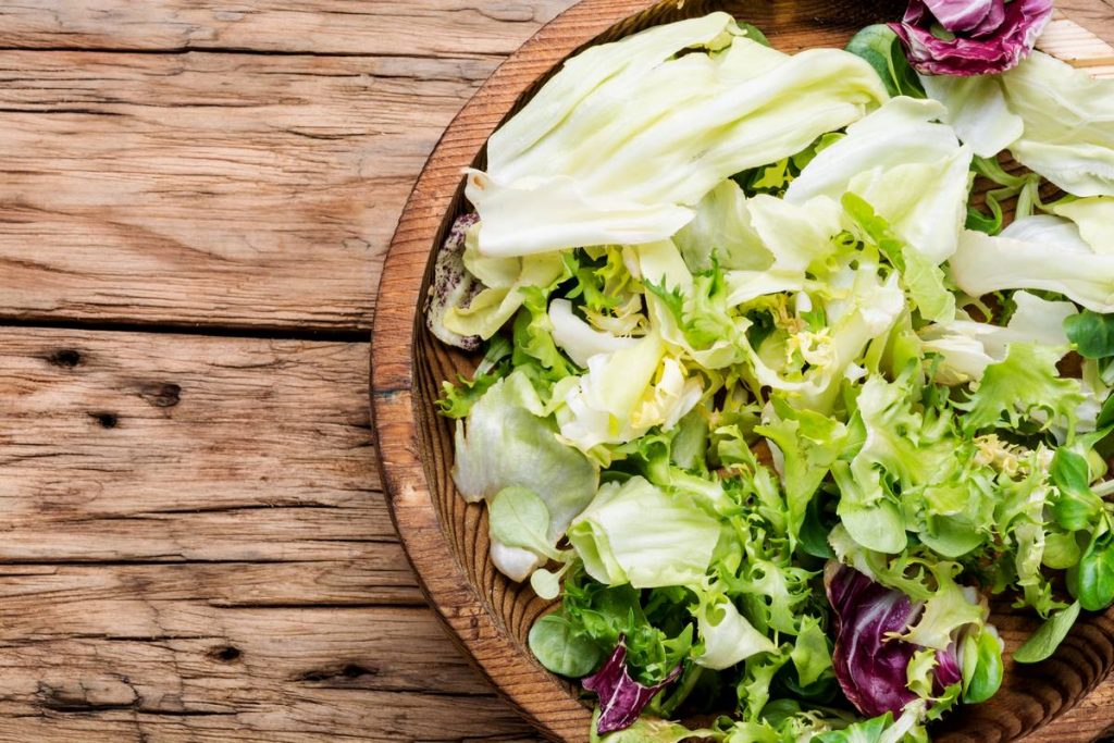 Lettuce is perfect in any combination, fresh and crispy